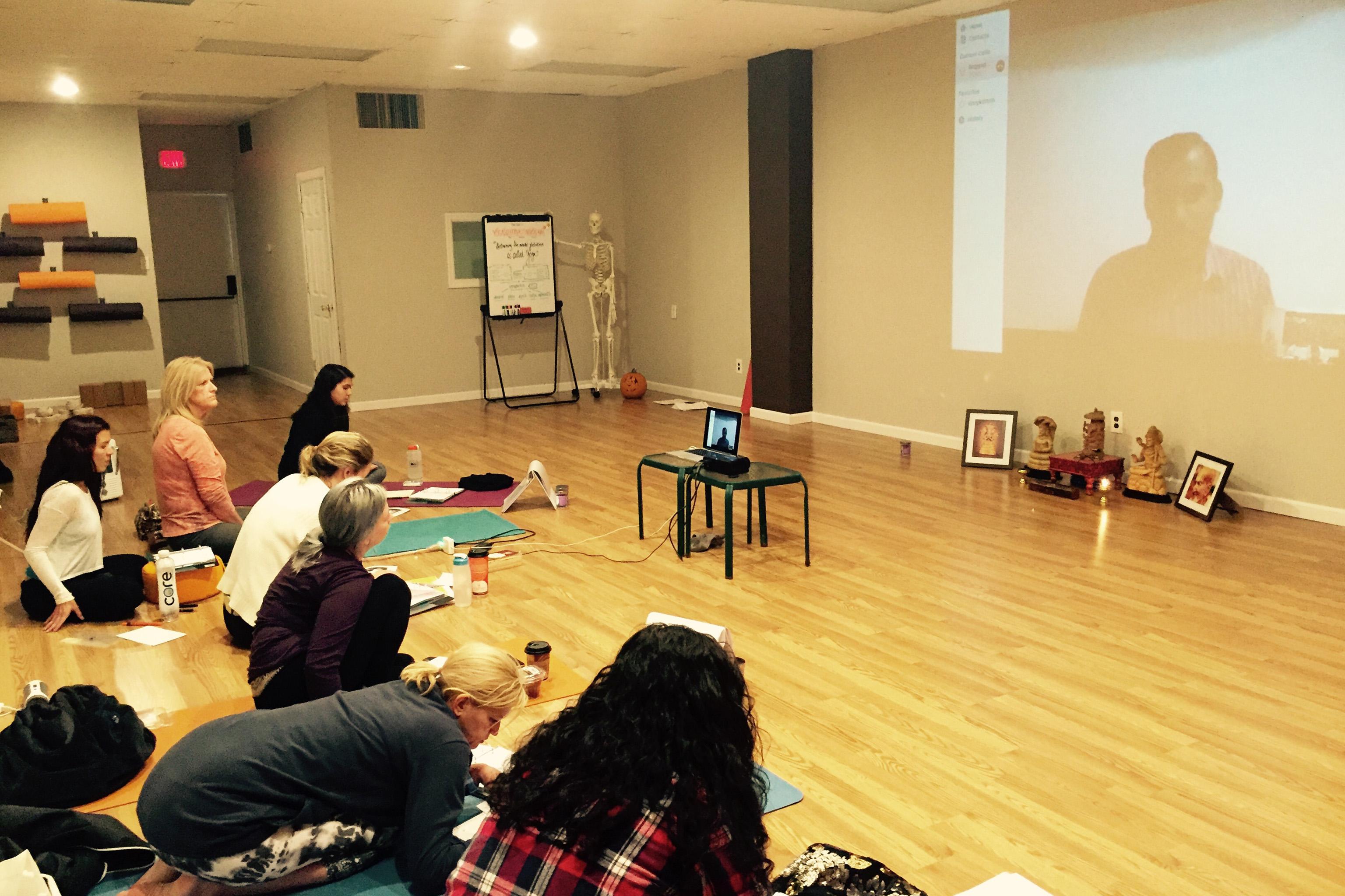 Yoga Sutras 1